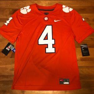 NEW Nike Clemson Tigers Deshaun Watson Jersey